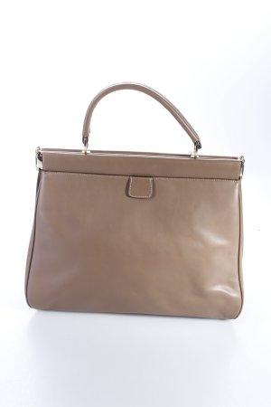 abro Carry Bag grey brown-light brown