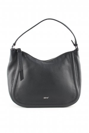 abro Bolsa Hobo negro estilo «business»