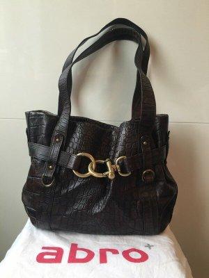 abro Handbag multicolored leather