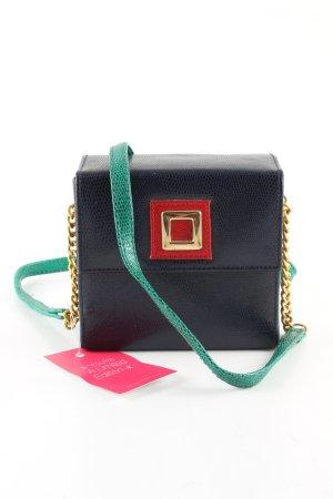 abro Mini Bag blue animal pattern elegant