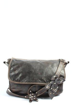 abro Messengerbag black extravagant style