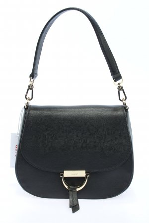abro Satchel black-gold-colored casual look