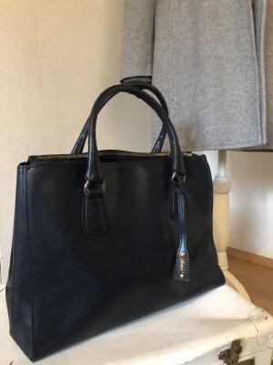 ABRO Satchel Handtasche*Tasche* dunkelblau