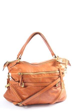 abro Shoulder Bag light orange casual look