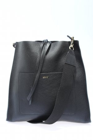 "abro Shoulder Bag ""Shopping Bag Raquel"" black"