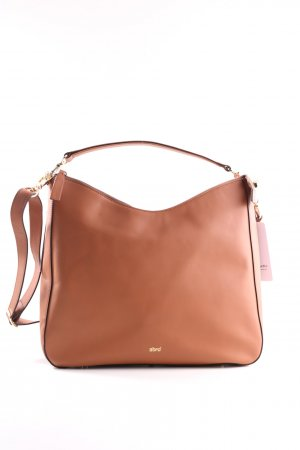 abro Shoulder Bag brown business style