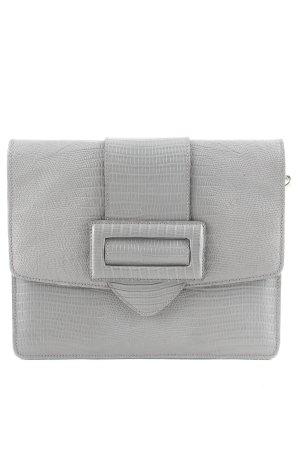 abro Shoulder Bag light grey animal pattern elegant