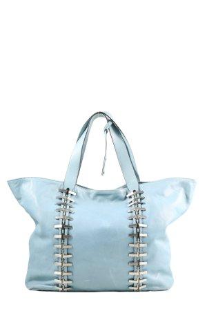abro Shopper blau Casual-Look