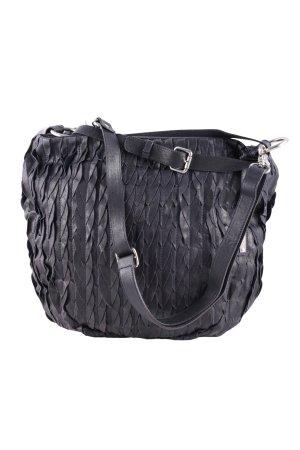 abro Shopper black casual look