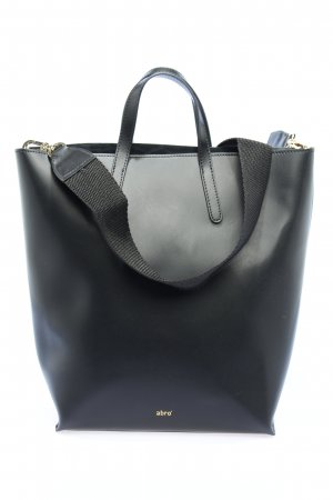 "abro Comprador ""Shopping Bag Lynx"" negro"
