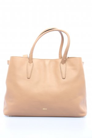 "abro Comprador ""Wonderland Shopping Bag"" nude"