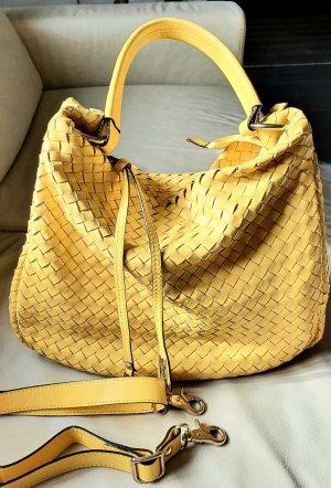 abro Handtas geel