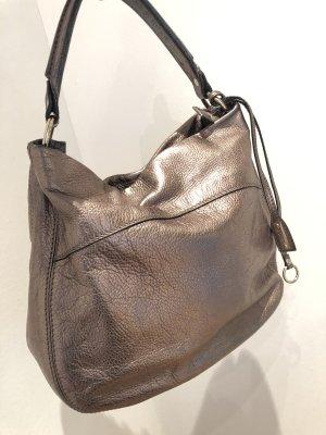 ABRO Tasche, Gold-Kupfer-Silber-metallic