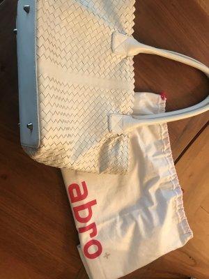 abro Handbag white