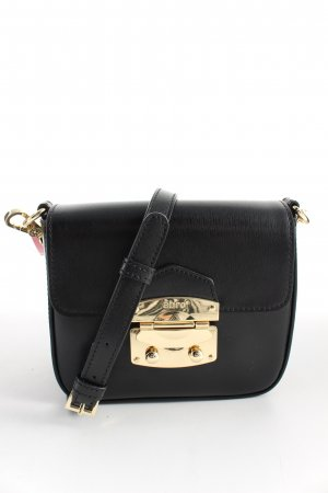 abro Crossbody bag black-gold-colored business style