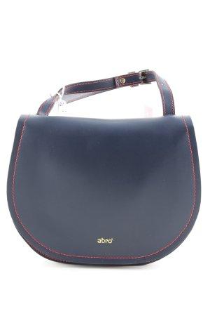 abro Crossbody bag blue business style