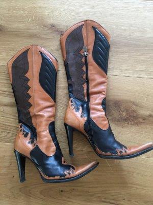 Vero Cuoio Boots western multicolore