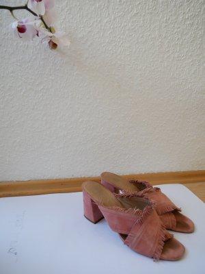 Absatz Pantoletten von Helen Billkrantz