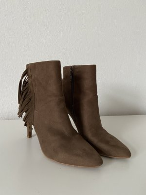 Another A Heel Boots multicolored