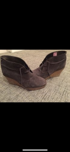 Absatzschuh ankle Boots Stiefelette