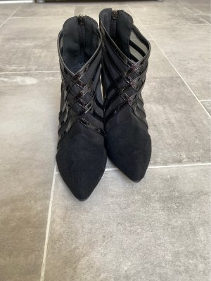 no name Scarpa cap-toe nero