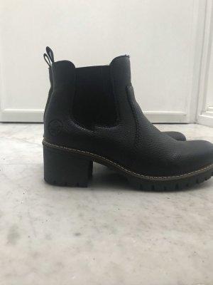Rieker Low boot noir