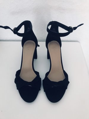 Absatzschuhe schwarz 7cm