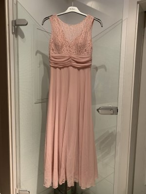Babylon Evening Dress pink polyester