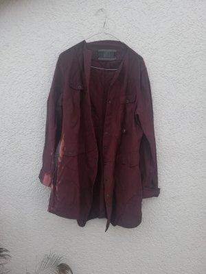 Absolut by Zebra Between-Seasons Jacket blackberry-red
