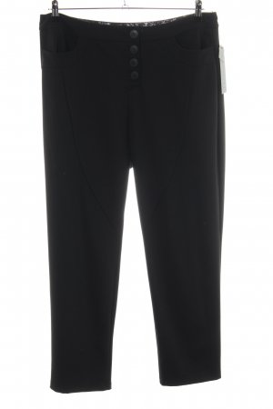 Absolut by Zebra Pantalon fuselé noir style d'affaires