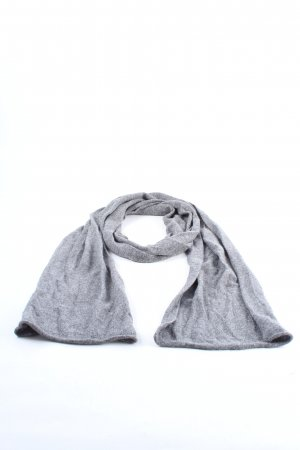 Absolut Cashmere Cashmere Scarf light grey casual look