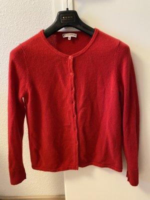 AC CASHMERE Cashmere Jumper red