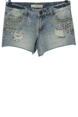 AC Denim Jeansshorts