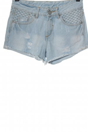 AC Denim Shorts blue casual look