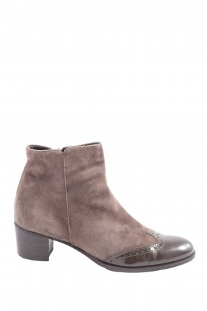Accatino Booties brown casual look