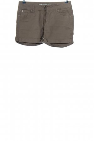 acce star Hot Pants braun Casual-Look