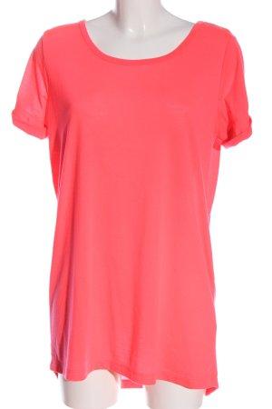 Accesorize T-shirt rouge style décontracté