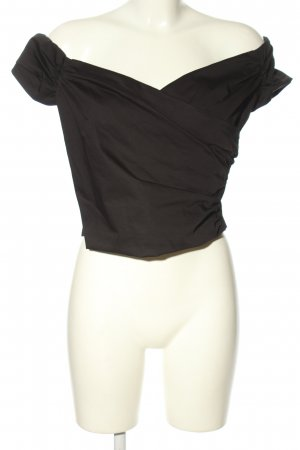 Access Carmen Blouse black casual look