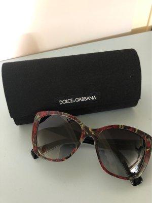 Dolce & Gabbana Occhiale bordeaux