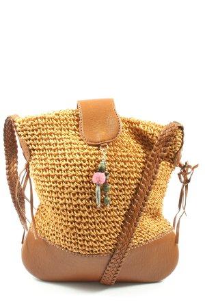 accessoires by takko fashion Sac seau orange clair style décontracté