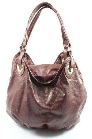 accessoires by takko fashion Torebka z rączkami brązowy W stylu casual