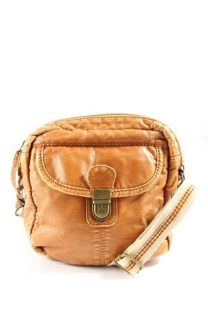 accessoires by takko fashion Borsa a spalla arancione chiaro stile casual