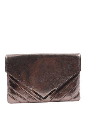 Accessoires Borsa clutch bronzo elegante
