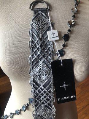 Ulli Hoffmann Fabric Belt multicolored silk