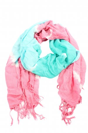 Accessoires Fringed Scarf color gradient casual look