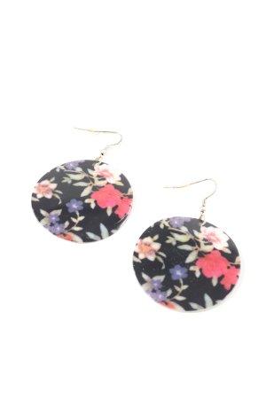 Accessoires Pendant d'oreille motif de fleur élégant