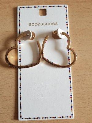 Accessoires Zarcillo color oro