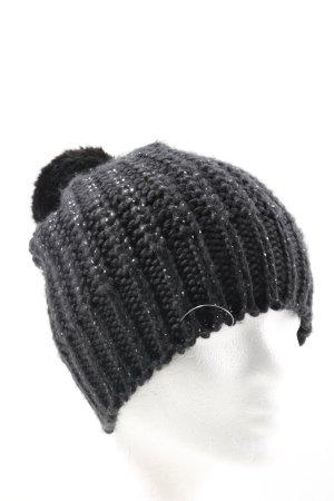 Accessoires Bobble Hat black casual look