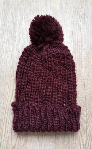 accessories Sombrero de punto multicolor