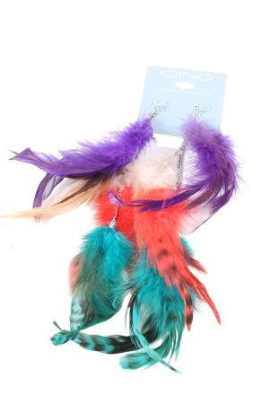 accessories Pendant d'oreille multicolore élégant